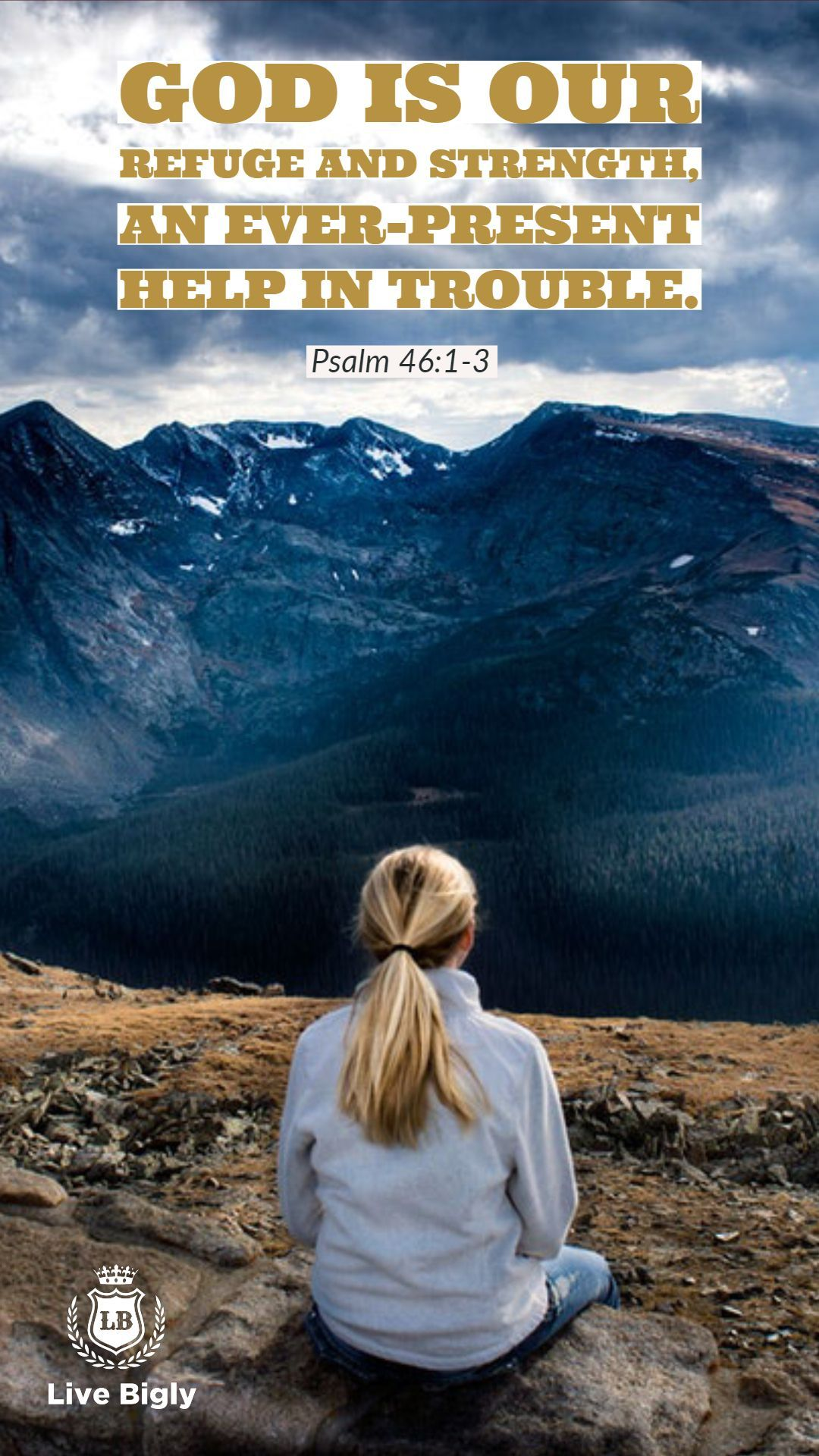 God will help you bible livebigly life affiliate