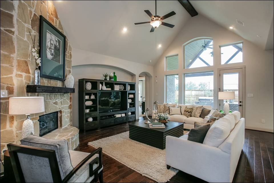 Taylor Morrison homes Home, Home living room, Home and
