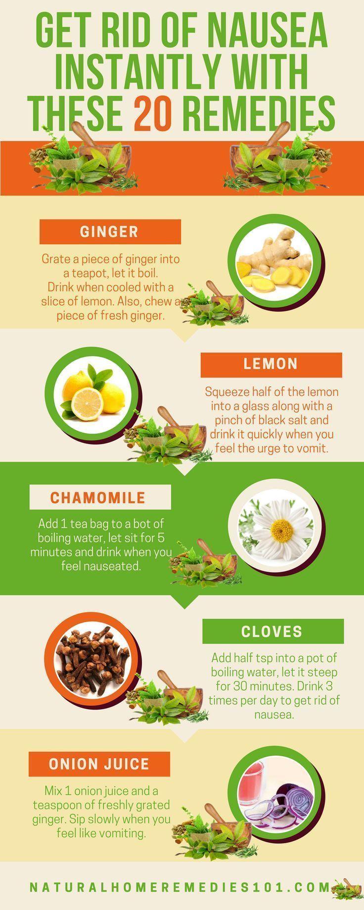 20 Home Remedies For Nausea Get Rid Of Nausea Fast With These Natural Home Remedies Home Remedies For Nausea Get Rid Of Nausea Natural Headache Remedies