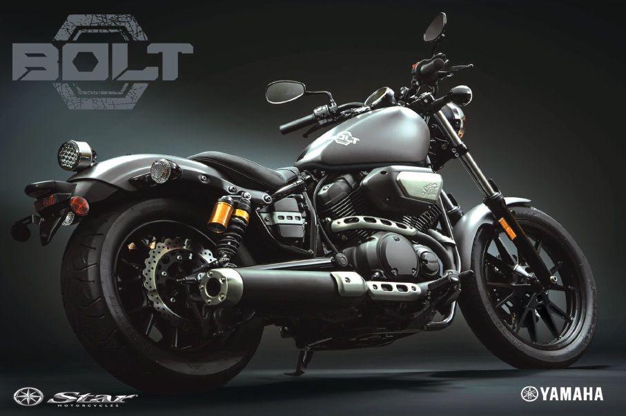 Bolt Photo Yamaha Motorcycle Vehicles