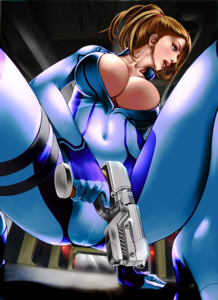 Zero Suit Samus By Pmaster100