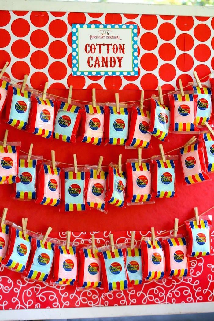 Carnival themed bid day boom boom pinterest carnival parties birthdays and carnival themes - Carnival party menu ...