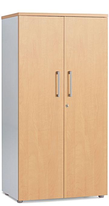Armoire Rangement Bureau Armoire De Rangement Mi Haute De Bureau En Bois H 166 Cm Wardrobe Design Tall Cabinet Storage Storage Cabinet