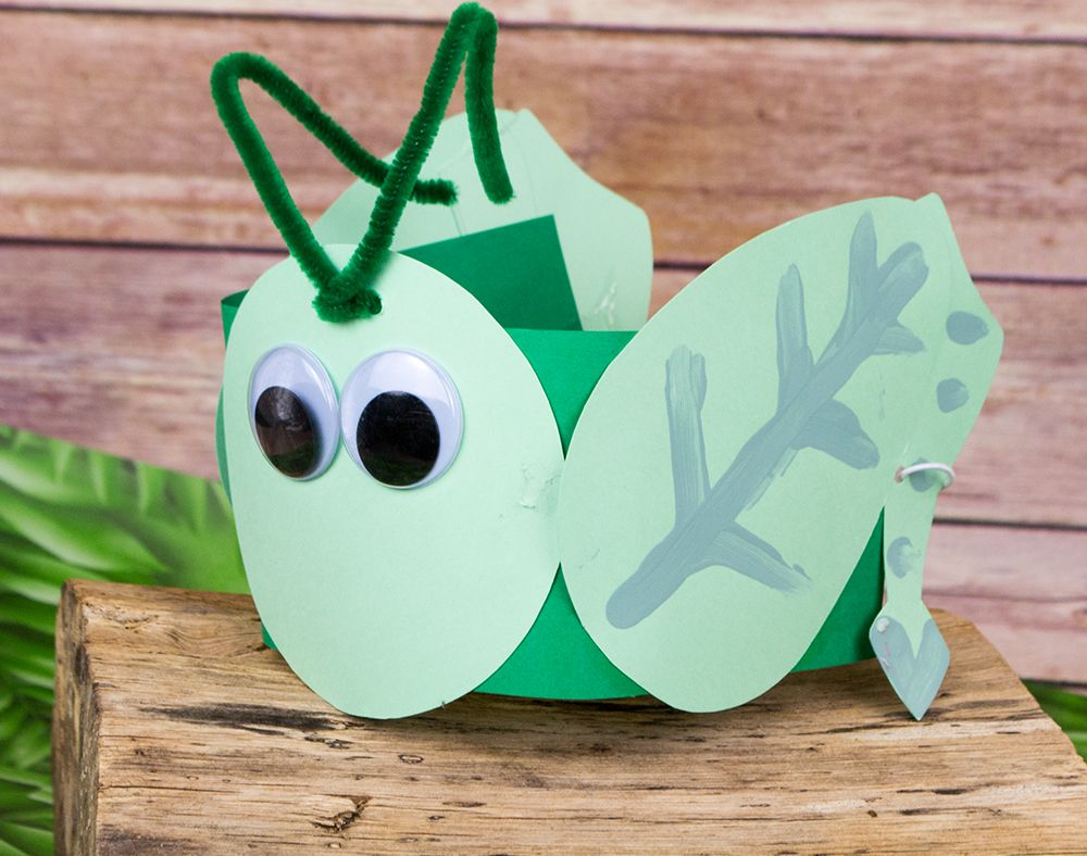 Cricket headband or party hat craft idea for The cricket arts and crafts