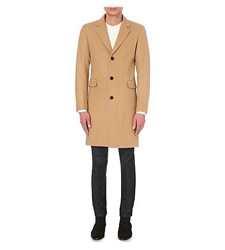 97c3200af SANDRO Wool-Blend Coat. #sandro #cloth #coats & jackets | Sandro Men ...