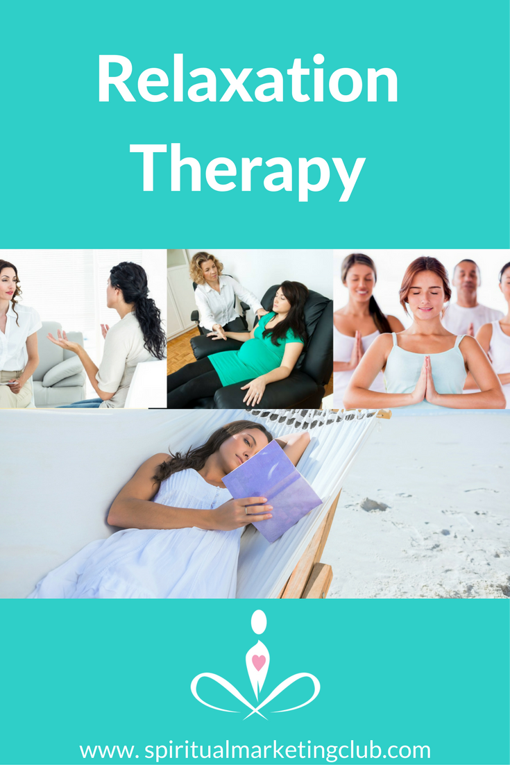 Relaxation Therapy, Relaxation Techniques, Meditation ...