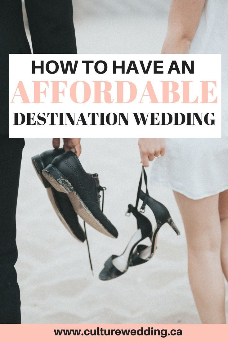How to have an affordable Destination Weddings on a Budget – #Affordable #budget…