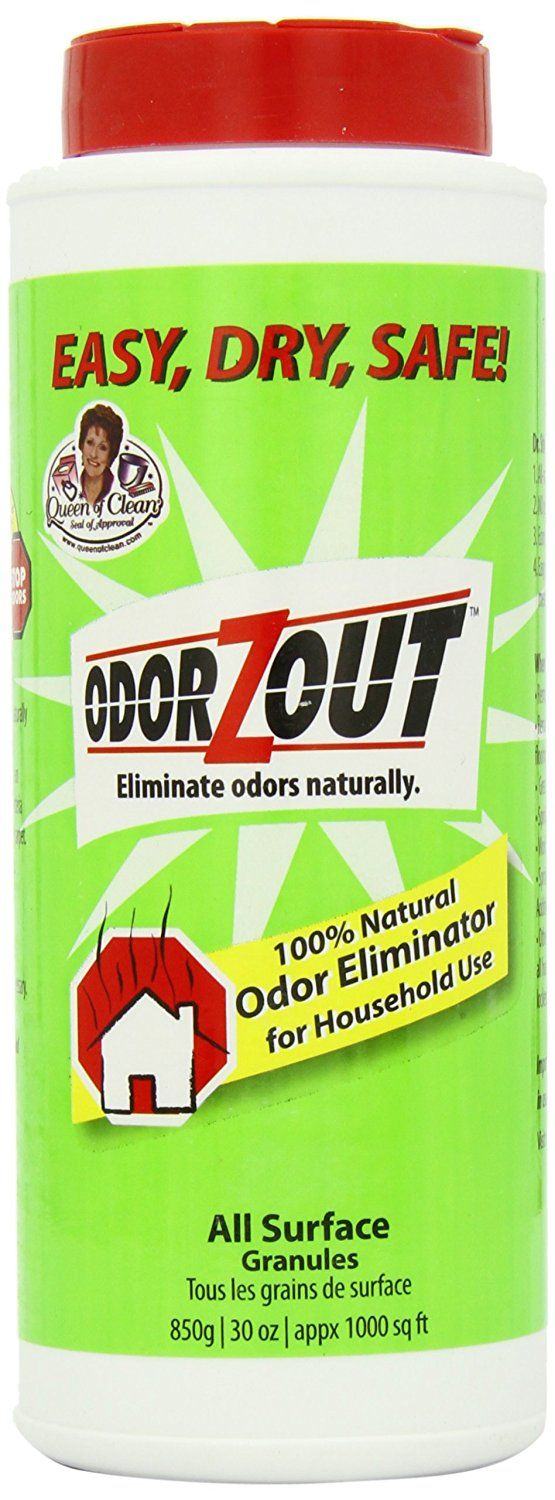 ODORZOUT All Surface Odor Removal Granules, 30 oz. (850g