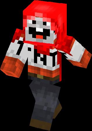 Exploding Tnt Skin Minecraft Skins Halloween Costumes - Skin para minecraft pe de madera