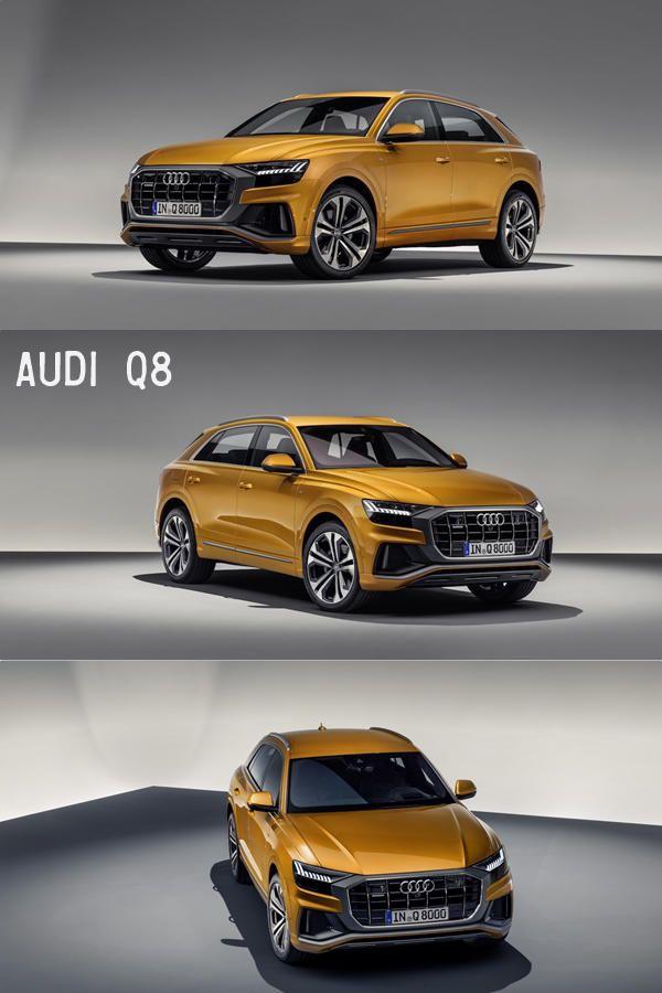 2019 Audi Q8 Revealed Price Release Specs Avtomobili Mersedes Bens Avtomobil