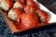 My famous eggplant meatballs. Yum!