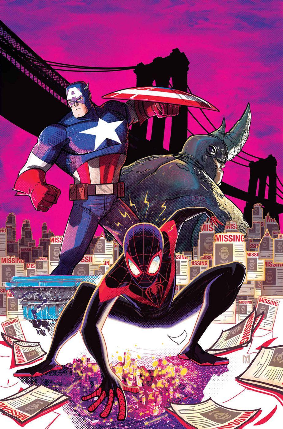 793d644eda8 Marvel Comics FEBRUARY 2019 Solicitations Marvel Characters