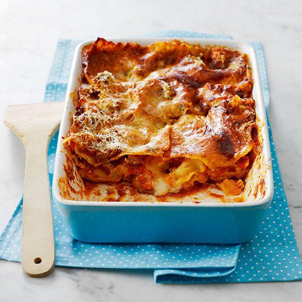 Lasaña con Cuisine Companion. Saborea lo mejor de italia con cada tenedor que te lleves a la boca. Toda la receta en: http://www.clubcocinamoulinex.es/recetas/detalle/15