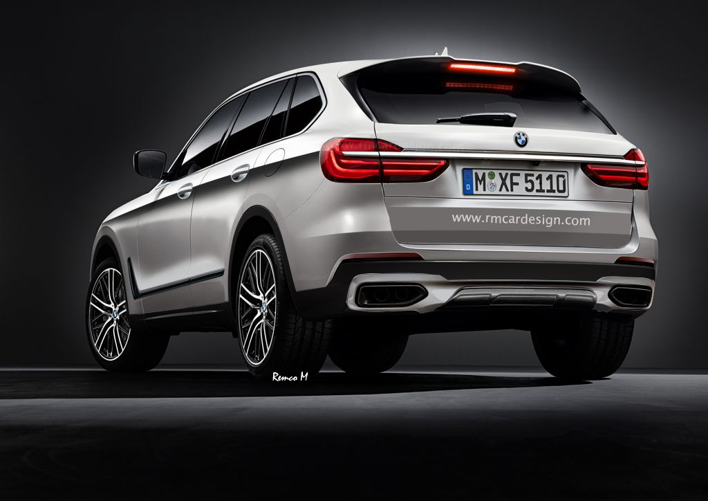 Bmw X5 2019 Will Come Out With Brand New Petrol Engines Car