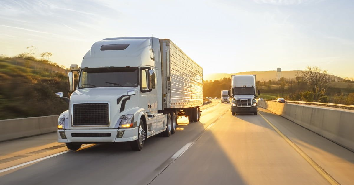 You don't need to go autonomous to make trucking safer