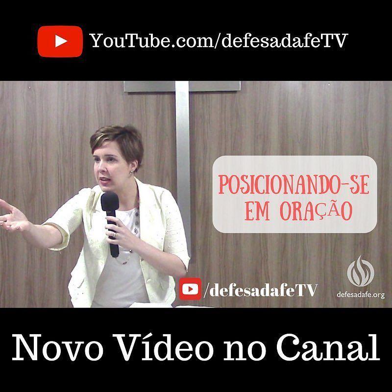 Link direto: https://youtu.be/fyd0nVB87iI  Link do Canal: https://goo.gl/pLMy53  #culto #defesadafe #mdfé #lycurgo #cultodoespirito