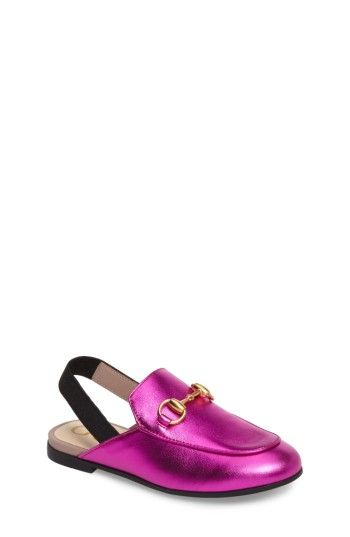0ed26d85450 Gucci Princetown Loafer Mule