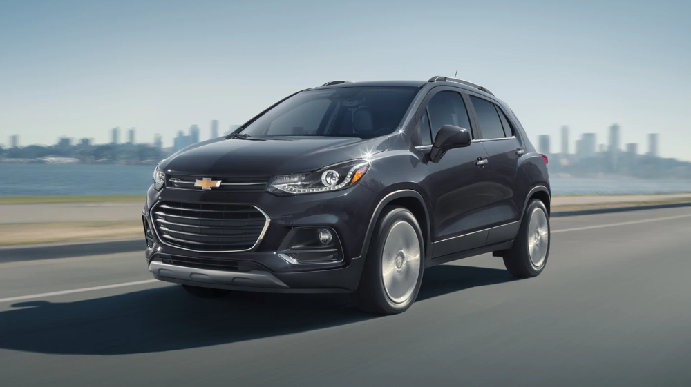 2020 Chevrolet Trax Review Pricing And Specs Chevrolet Trax Chevrolet Chevy