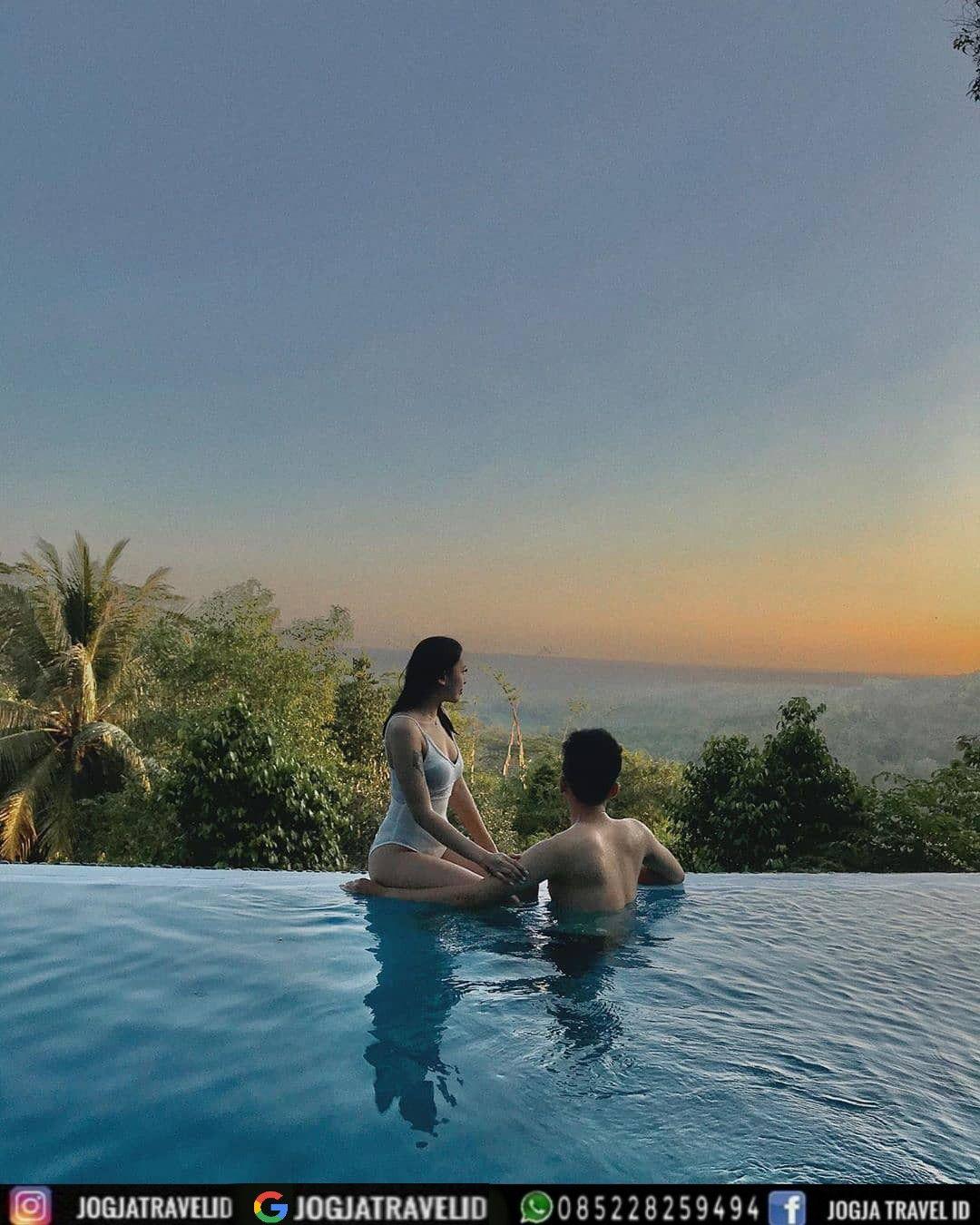 Pemandangan Indah Seperti Ada Di Bali Ternyata Ada Di Jogja Di 2020 Pemandangan Liburan Instagram