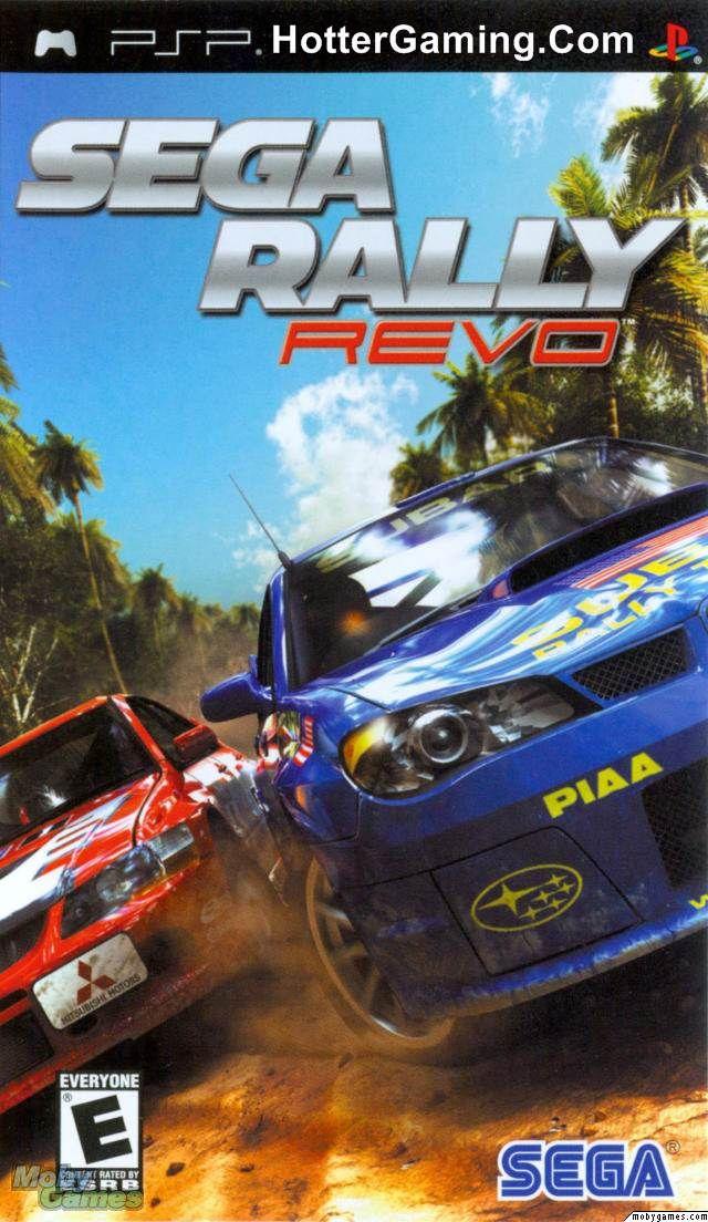 Free Download Sega Rally Revo Psp Game for Kids at   www