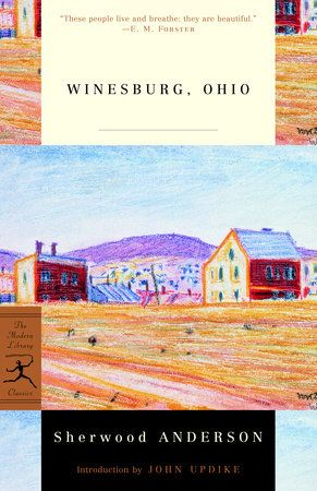 Winesburg Ohio By Sherwood Anderson 9780375753138