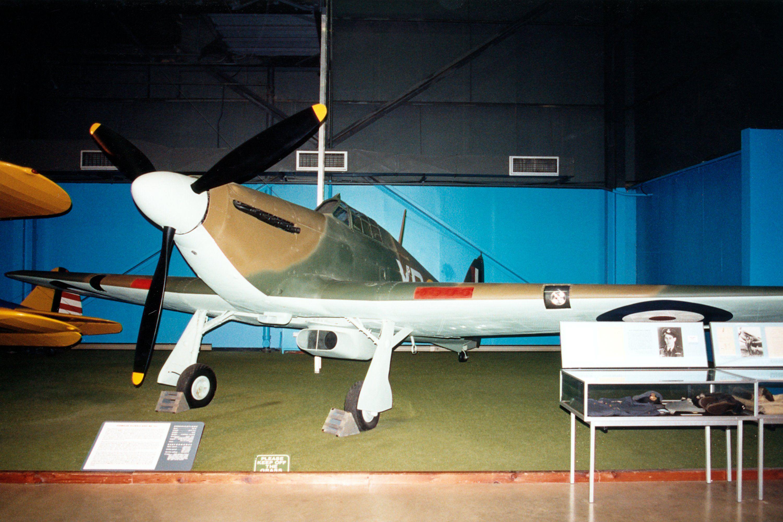 Older display at the USAF Museum Dayton ohio, Ohio
