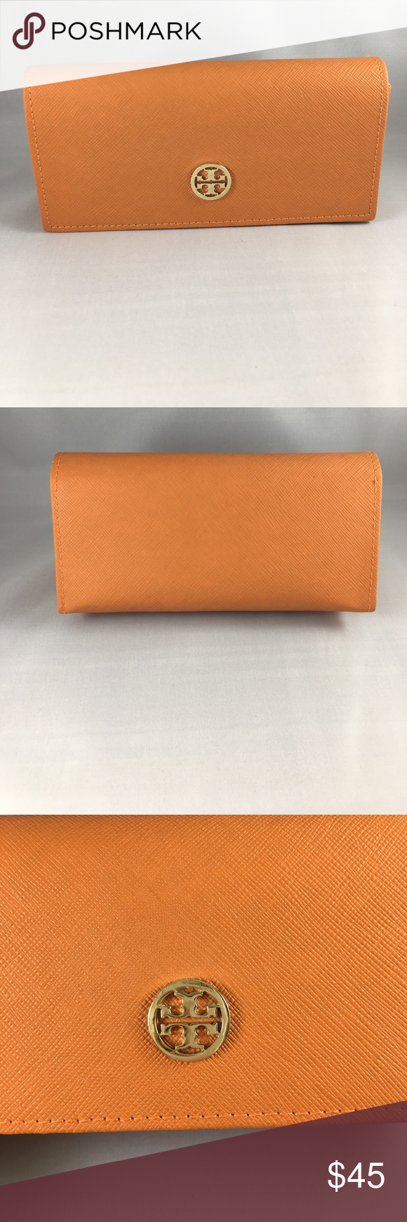 586c281007b Tory Burch Eyeglasses Case Luxottica Authentic never used. Tory Burch case.  Purchased at Nordstroms I have my glasses tags and original information ...