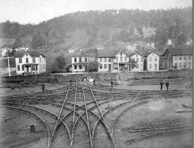 Vintage Johnstown: Woodvale - Spring 1889
