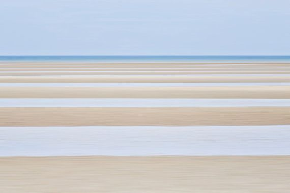 Fine Art Abstract Photograph Of Skaket Beach In Orleans Machusetts At Low Tide Le Pools This Limited Edition Photo Will Be Printed