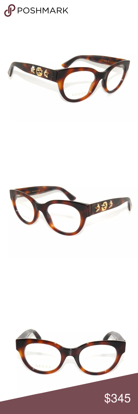 f1d600f17a7e Gucci sunglasses brown frame 02090 Brand new Authentic Comes with case