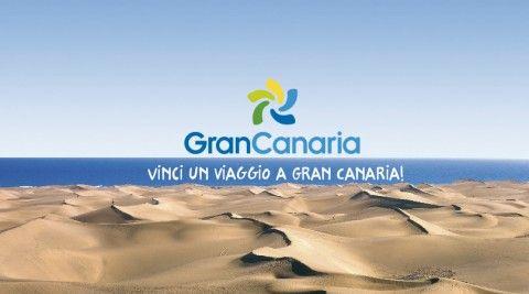 Vinci un viaggio a Gran Canaria!