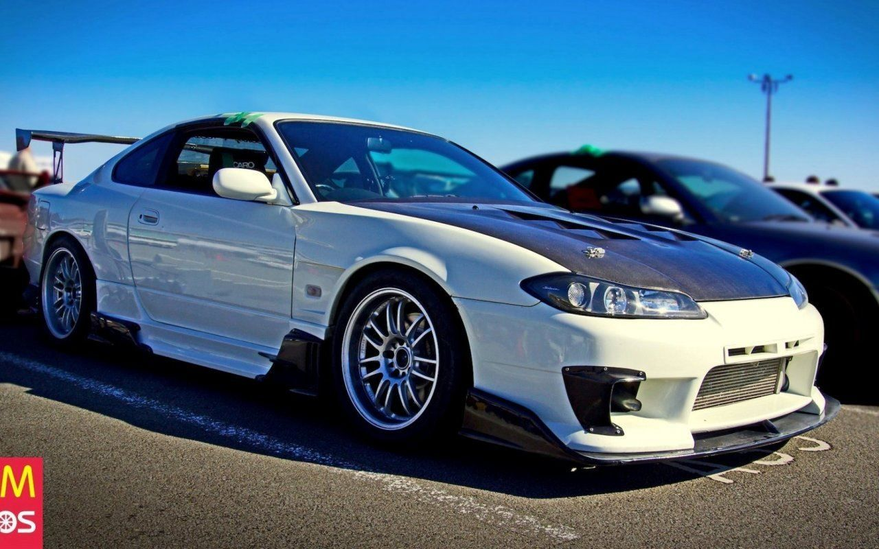 JDM Nissan Silvia S15 Wallpaper