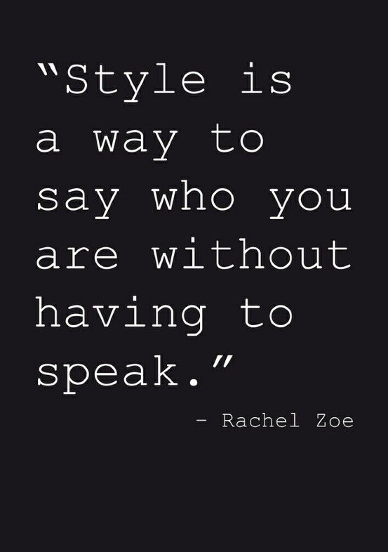 Be sure of what you want to say