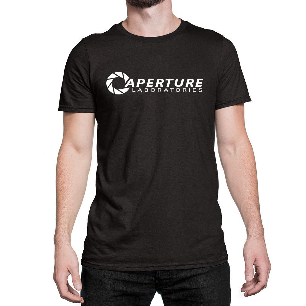 "PORTAL /""APERTURE LABORATORIES/"" SWEATSHIRT NEW"