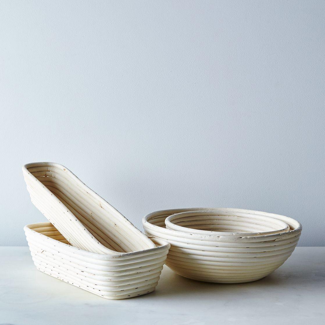 Brotform Bread Rising Baskets No Rise Bread Brotform Food 52