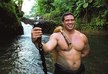 Samoan genetics - Bodybuilding com Forums | Character Faces