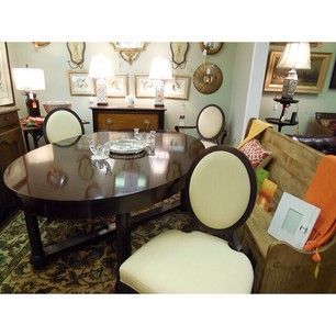 Delightful :Now U0026 Again  Consignment Of Antiques U0026 Finer Furnishings #antique #vintage  #. Vintage FurnitureAtlantaDining Tables