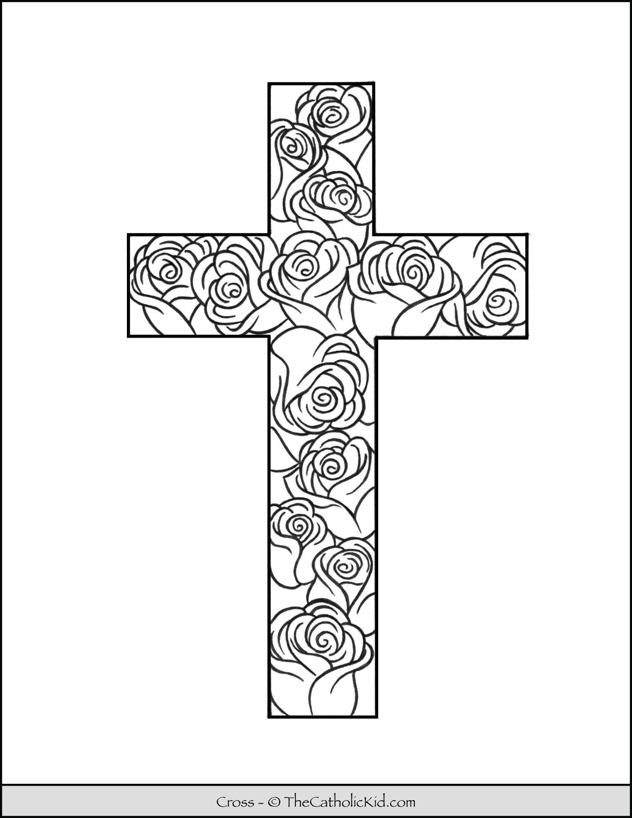 Pin on Catholic Church Coloring Pages