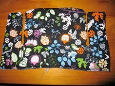 As promised I have made a how to for making your own Tripp Trapp Cushion. This pattern and instructions are for personal use only. Firstl...