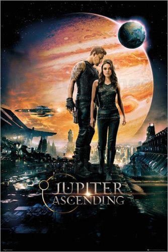 Jupiter Ascending - Filmposter
