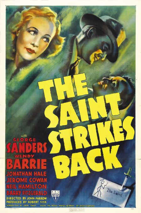 Watch The Saint Strikes Back Full-Movie Streaming