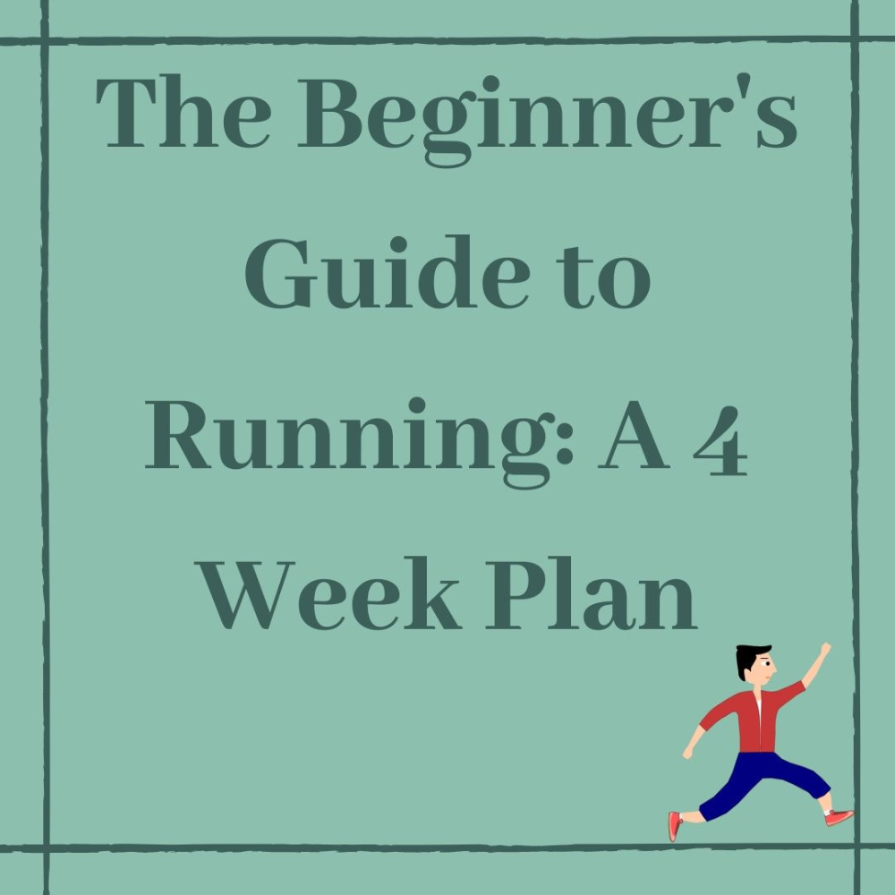 The Beginner's Guide to Running: A 4 Week Plan - Nutrition Feminist. #running #workout #fitness