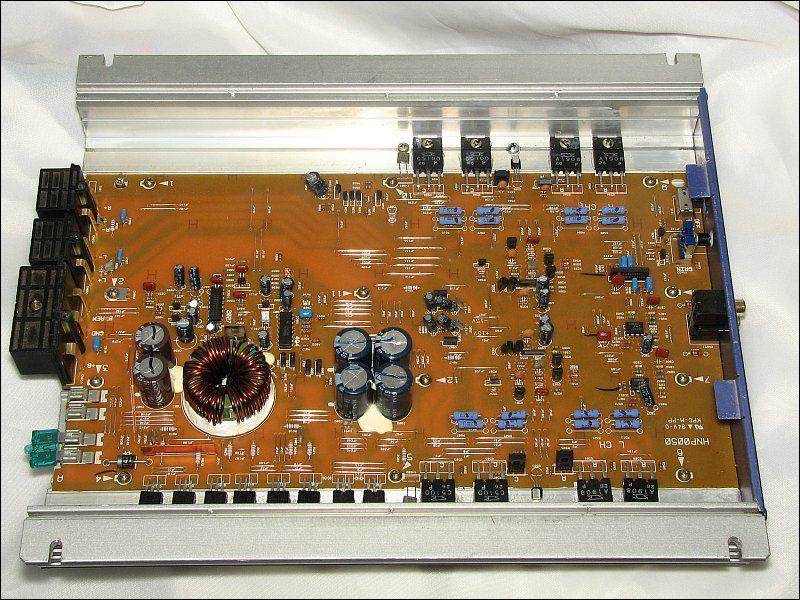 Amplifier repair how do car amps work?? Part 1 youtube.