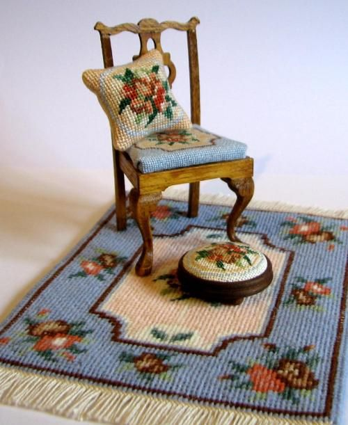 Doll's House Embroidery Kits On Sale Throughout All Of