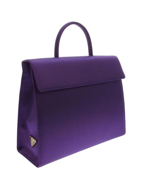 b11747ca572 First Looks  Prada s Re-edition Bag Collection, Plus Prices   Purple ...