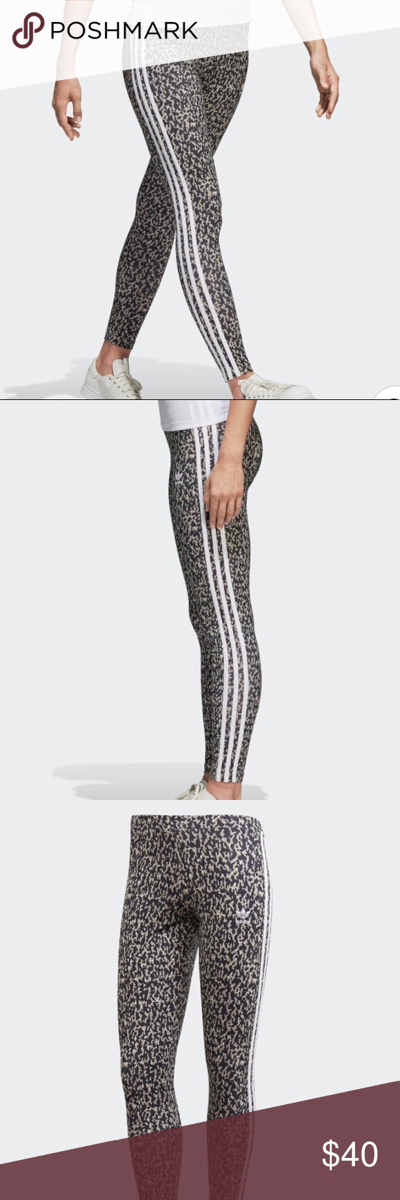 93c2e59f3a1 Adidas Leoflage Leggings adidas leoflage leggings brand new with tags,  never worn in perfect condition all offers welcome! adidas Pants Leggings