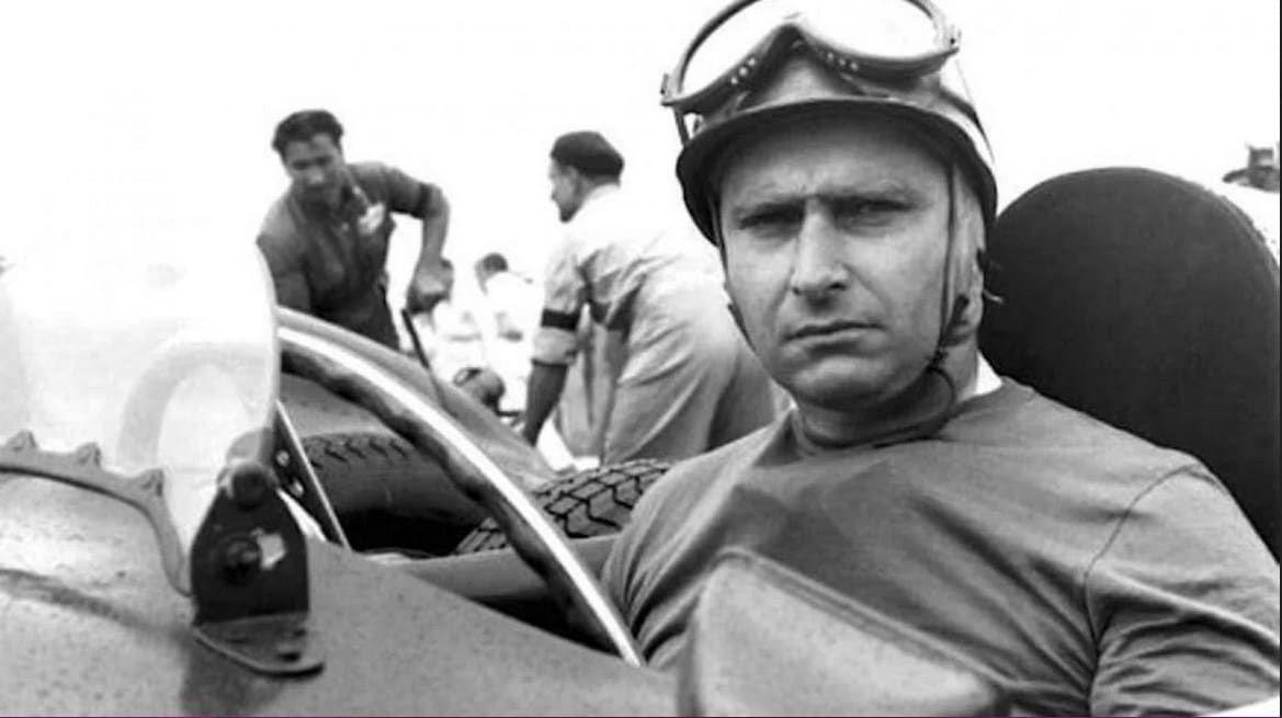 Feliz día nacional del piloto!   Gran premio, Deportes y Maserati