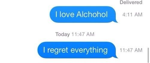 Partying, in One Image