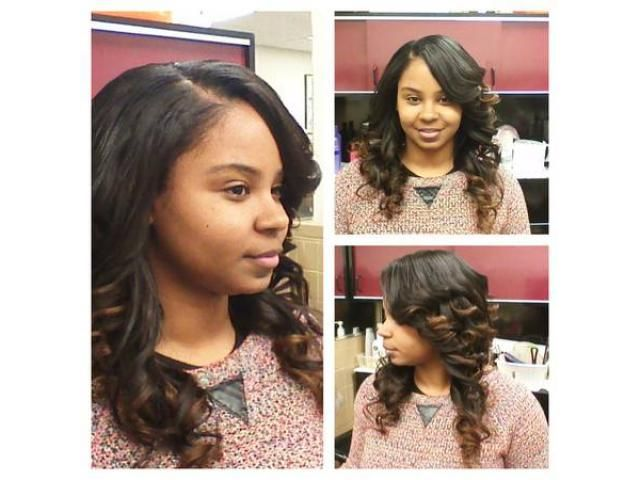 Brooklyn Lace Closure Weaves Flatbush Salon Nyc Lace Closure Weave Weave Hairstyles Beauty