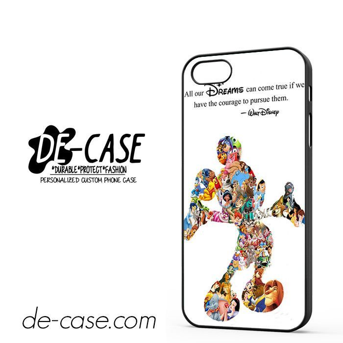 Mickey Mouse Character Montage DEAL-7199 Apple Phonecase Cover For Iphone SE Case